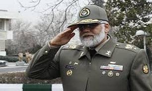 مراسم دیدار وابستگان نظامی خارجی با فرمانده نزاجا آغاز شد