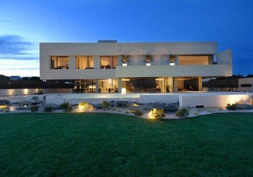/////کار نشود///////خانههای زیبای رونالدو+ عکس