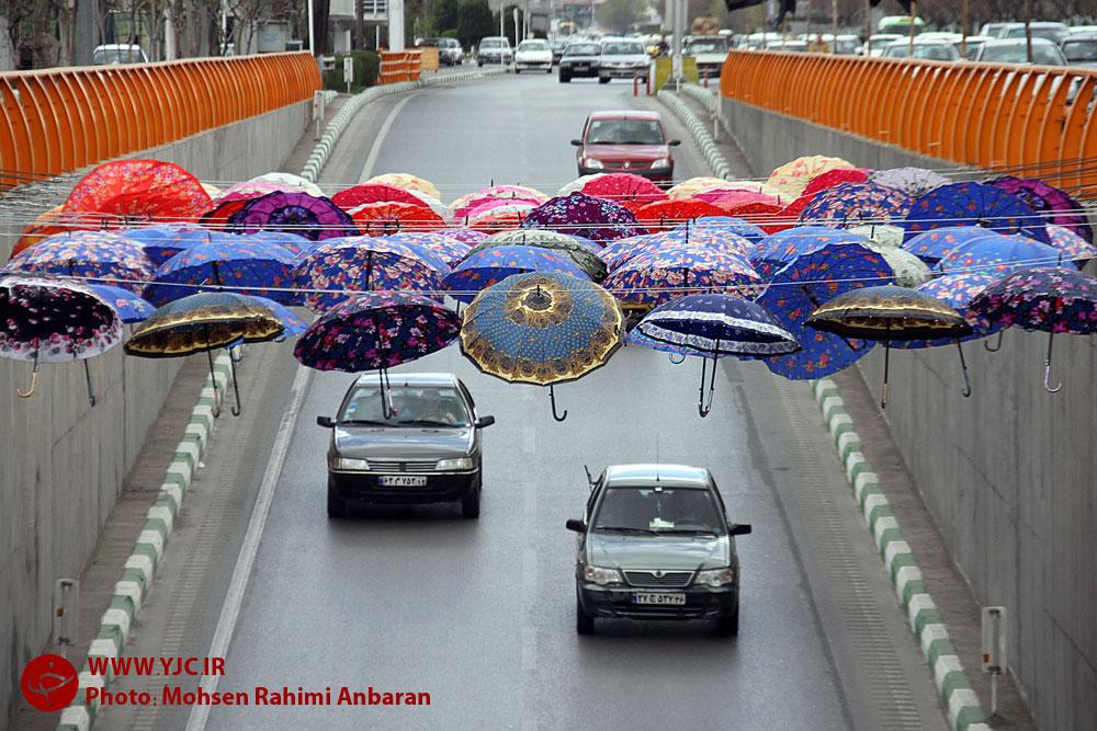Noruz elements across Mashhad - IN PHOTOS