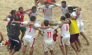 ساحلی بازان امارات را شش تایی کردند