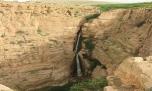 تنها آبشار سه طبقه ایران