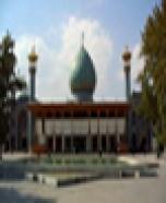 گذری در موزه شاهچراغ (ع) در فارس