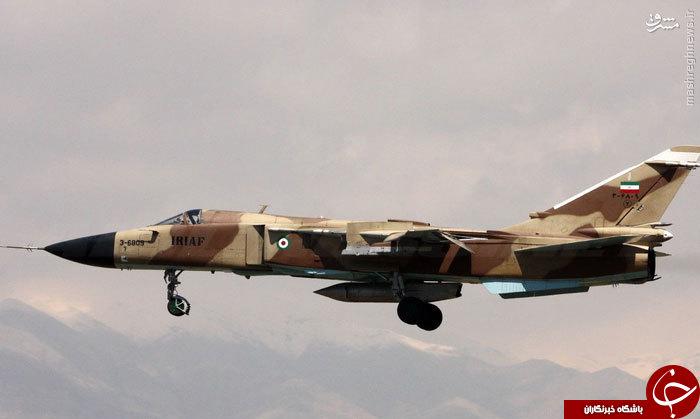 آشنایی با سنگینترین و مخربترین سلاح نیروی هوایی ارتش +عکس