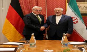 آغاز رایزنی وزرای امورخارجه ایران و آلمان