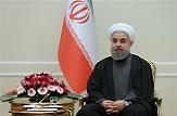 تفأل رئیس جمهور به حافظ در شب یلدا+ عکس