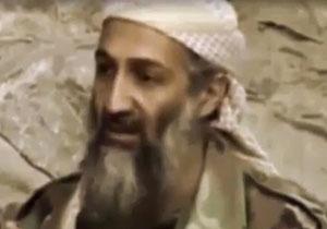 انتشار ویدیوی ادای احترام داعش به بن لادن