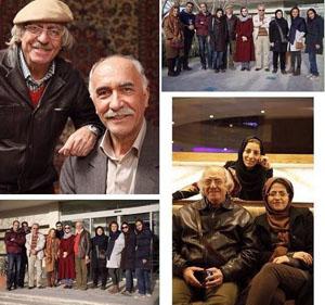 «پرسه در شهر لاجوردی» در راه جشنواره