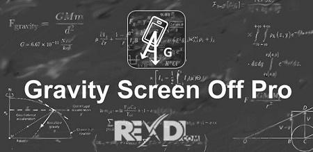 نرم افزار روشن و خاموش کردن صفحه با لمس Gravity Screen +دانلود