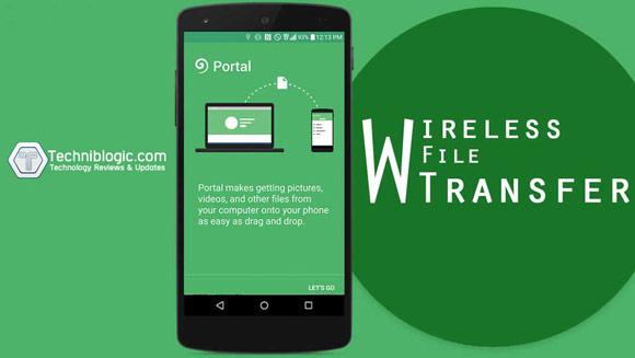انتقال اطلاعات از طریق wifi