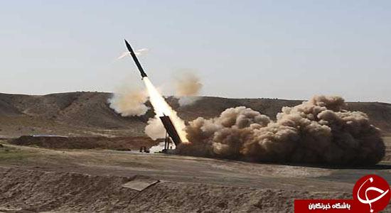 موشک نازعات 6 ؛ دقیقترین موشک ایرانی