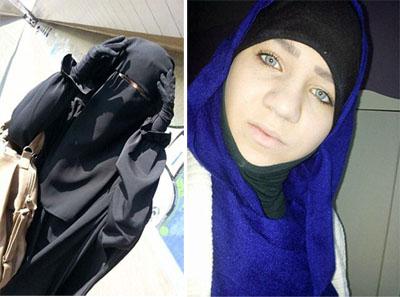 بازگویی سرنشت تلخ دختر اتریشی که برده جنسی داعش شد+ تصاویر
