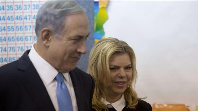 سارا ناتانیاهو همسر نخست وزیر اسرائیل به اداره ی پلیس احضار شد