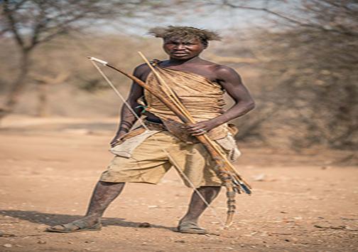 سفر  درون قبایل آفریقایی + تصاویر