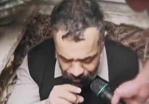 دانلود مداحی محمود کریمی داخل قبر شهید مدافع حرم
