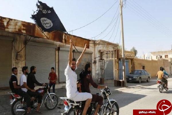 شهر داعشی + تصاویر
