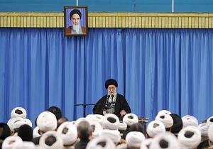 سخنان رهبرانقلاب درباره شهادت شیخ نمر