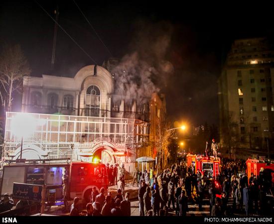 چه گروهی از حمله به سفارت عربستان سود برد؟