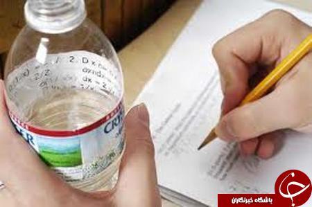 جدیدترین روشهای تقلب در امتحانات رسید!