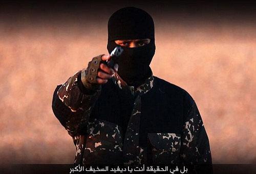 استفاده داعش از کودک انگلیسی به عنوان سپر انسانی+ تصاویر