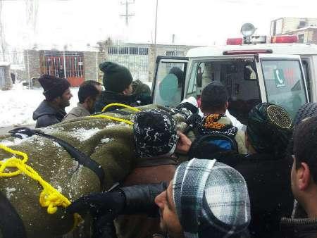 مرگ دلخراش سرباز مرزبانی کردستان+تصاویر