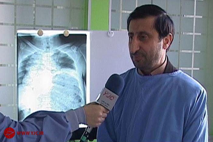 استخراج انسداد روده بزرگ 170 سانتی متری در بیمارستان 17 شهریور مشهد+ تصاویر