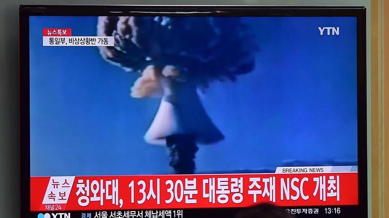 کره شمالی بمب هیدروژنی آزمایش کرد/ واکنش شدید کاخ سفید و شورای امنیت