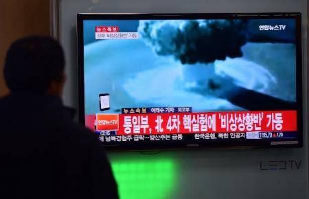کره شمالی بمب هیدروژنی آزمایش کرد/ واکنش شدید کاخ سفید و شورای امنیت+ عکس