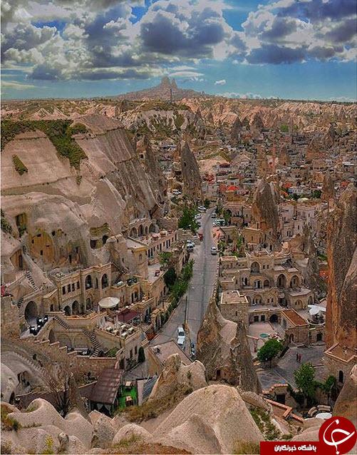تصاویری خیره کننده از مناطق بکر (قسمت ششم)