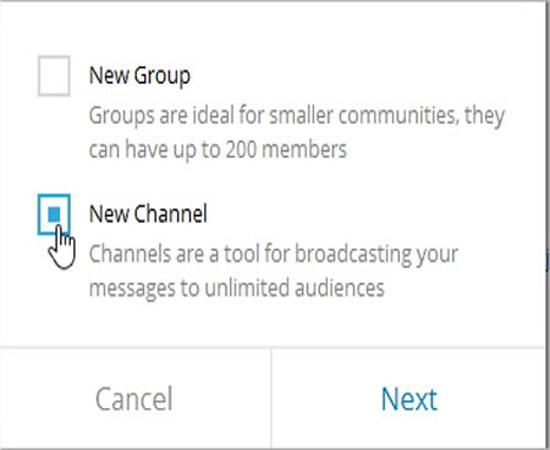 کانال داری، کسب و کار من است