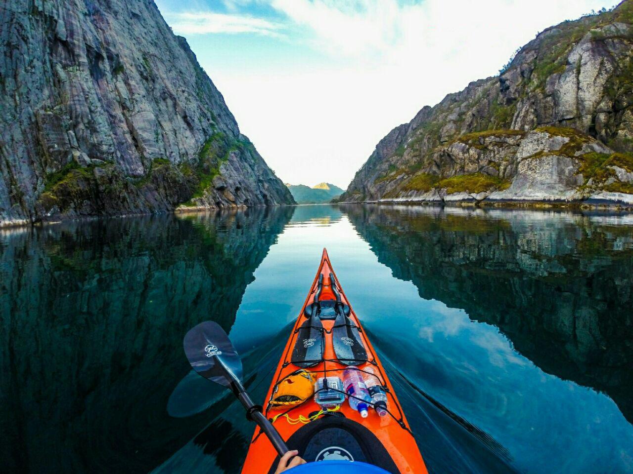زیبا ترین سفر های آبی دنیا+ تصاویر