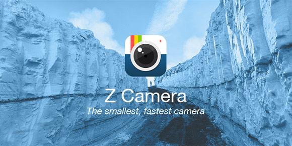 دانلود نرم افزار عکاسی حرفه ای Z Camera