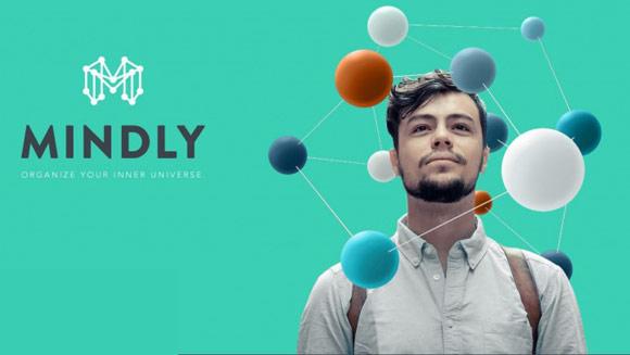 سازماندهی ذهن با Mindly + دانلود