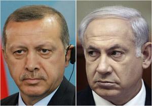 دستِ دوستی اردوغان و نتانیاهو چه سرنوشتی برای آنان رقم خواهد زد؟