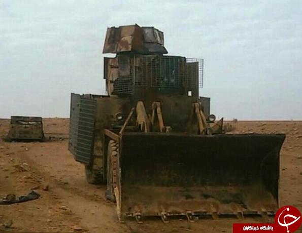 راهکار جدید داعش در عملیات انتحاری +تصاویر