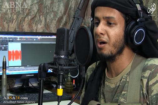 نام و تصویر خواننده ای که به داعش هدیه شد
