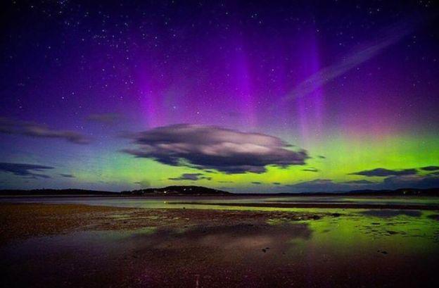 تصاویر خارق العاده از شفق قطبی