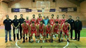 صعود قطران کاوه گرگان به فینال زیرگروه بسکتبال ایران