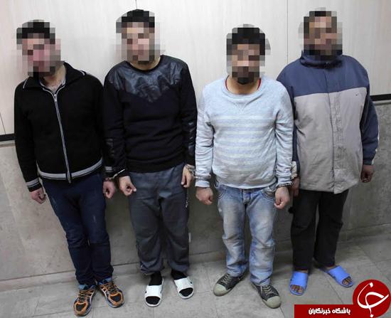 جزئیات دستبرد مسلحانه دزدان نقابدار به طلافروشی ماهان+تصاویر