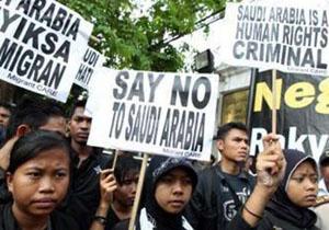 زنی که 20 سال به عنوان برده جنسی کارفرمای سعودی قرار گرفت