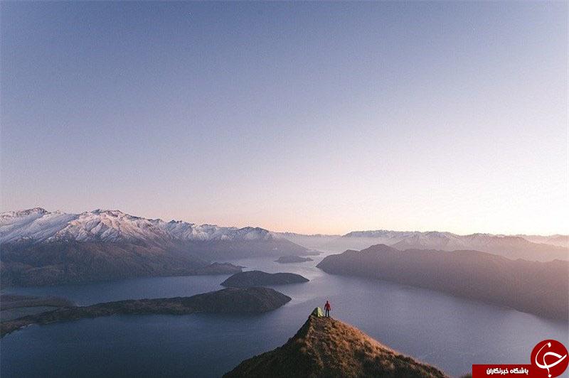 تصاویر شگفت انگیز ازطبیعت نیوزیلند
