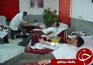 ثبتنام افراد با گروه خونهای نادر در کرمان
