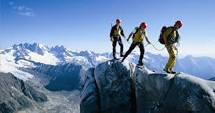 امیدهای کوهنوردی در فشم
