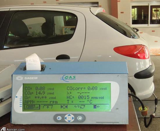 چگونه با دیدن دود اگزوز عیب موتور را تشخیص دهیم؟ (+عکس)