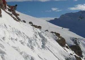 صعود کوهنوردان گچسارانی به کوه خامی