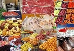 متوقف شدن محصولات مختلف از انواع موادغذایی در خوزستان