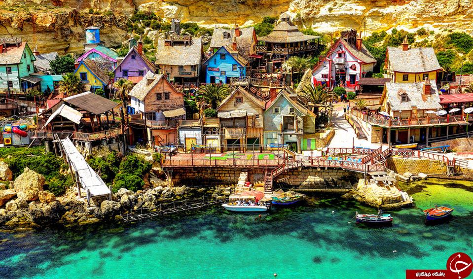 از تماشای زیباترین روستاهای جهان لذت ببرید + تصاویر