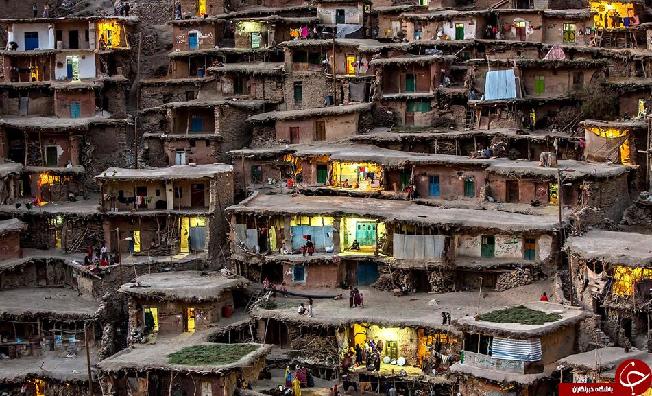 از تماشای زیباترین روستاهای ایران لذت ببرید + تصاویر