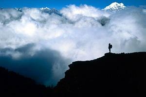 دوست دارم به قلل هشت هزارمتری صعود کنم