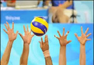 قرعه کشی مسابقات والیبال