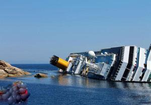 یک کشتی ایرانی در اروند رود غرق شد